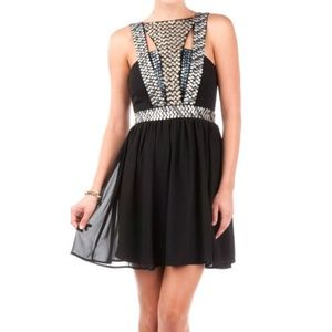 Francesca's Cairo Sequin Dress